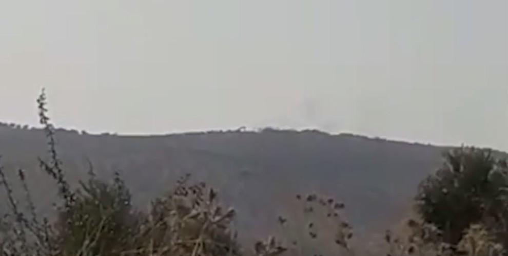 Şervanên YPG'ê  dozereke artêşa Tirk rûxandin