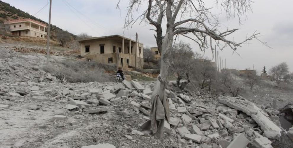 Li Efrînê 7 sivîlên din birîndar bûn